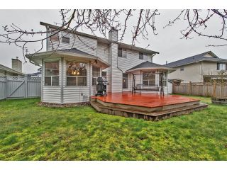 "Photo 33: 32278 ROGERS Avenue in Abbotsford: Abbotsford West House for sale in ""Fairfield Estates"" : MLS®# F1433506"