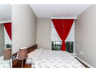 """Photo 8: 512 181 W 1ST Avenue in Vancouver: False Creek Condo for sale in """"BROOK-THE VILLAGE ON FALSE CREEK"""" (Vancouver West)  : MLS®# V1134606"""