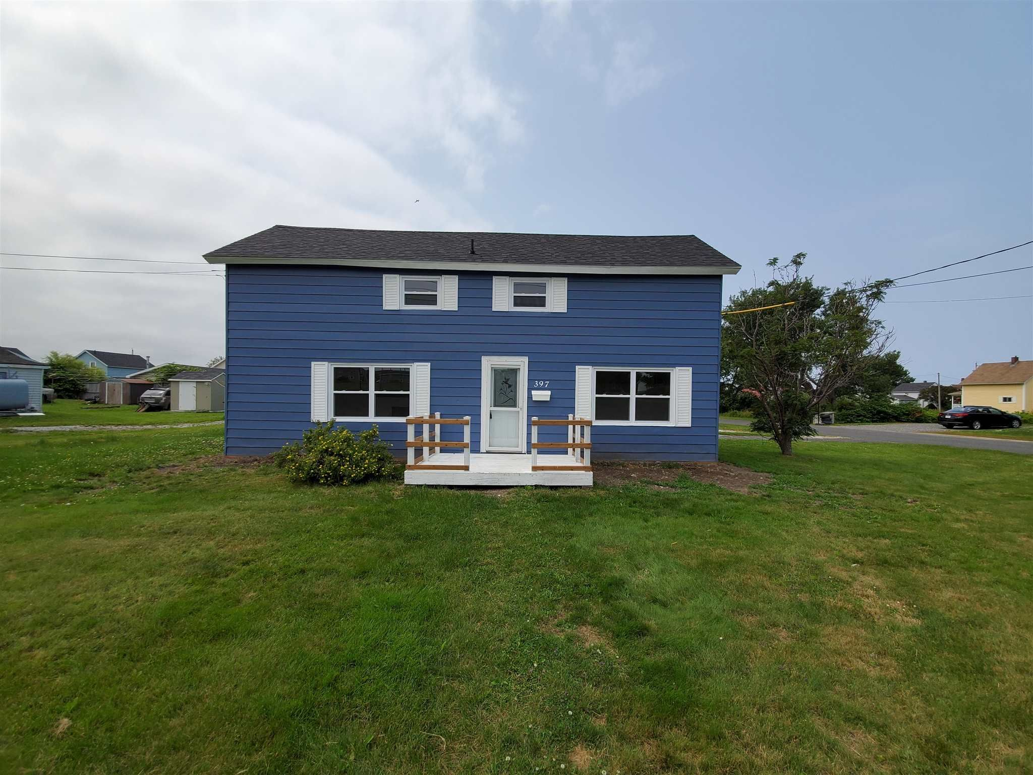 Main Photo: 397 Thirteenth Street in New Waterford: 204-New Waterford Residential for sale (Cape Breton)  : MLS®# 202117416