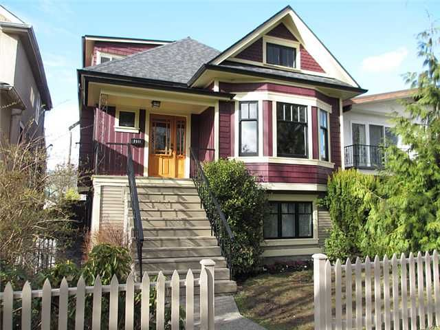 FEATURED LISTING: 2511 PANDORA Street Vancouver