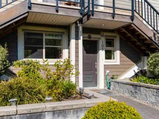 """Photo 4: 103 7159 STRIDE Avenue in Burnaby: Edmonds BE Townhouse for sale in """"The Sage"""" (Burnaby East)  : MLS®# R2573023"""