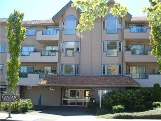 """Photo 1: 107 8700 WESTMINSTER Highway in Richmond: Brighouse Condo for sale in """"CANAAN COURT"""" : MLS®# V824323"""