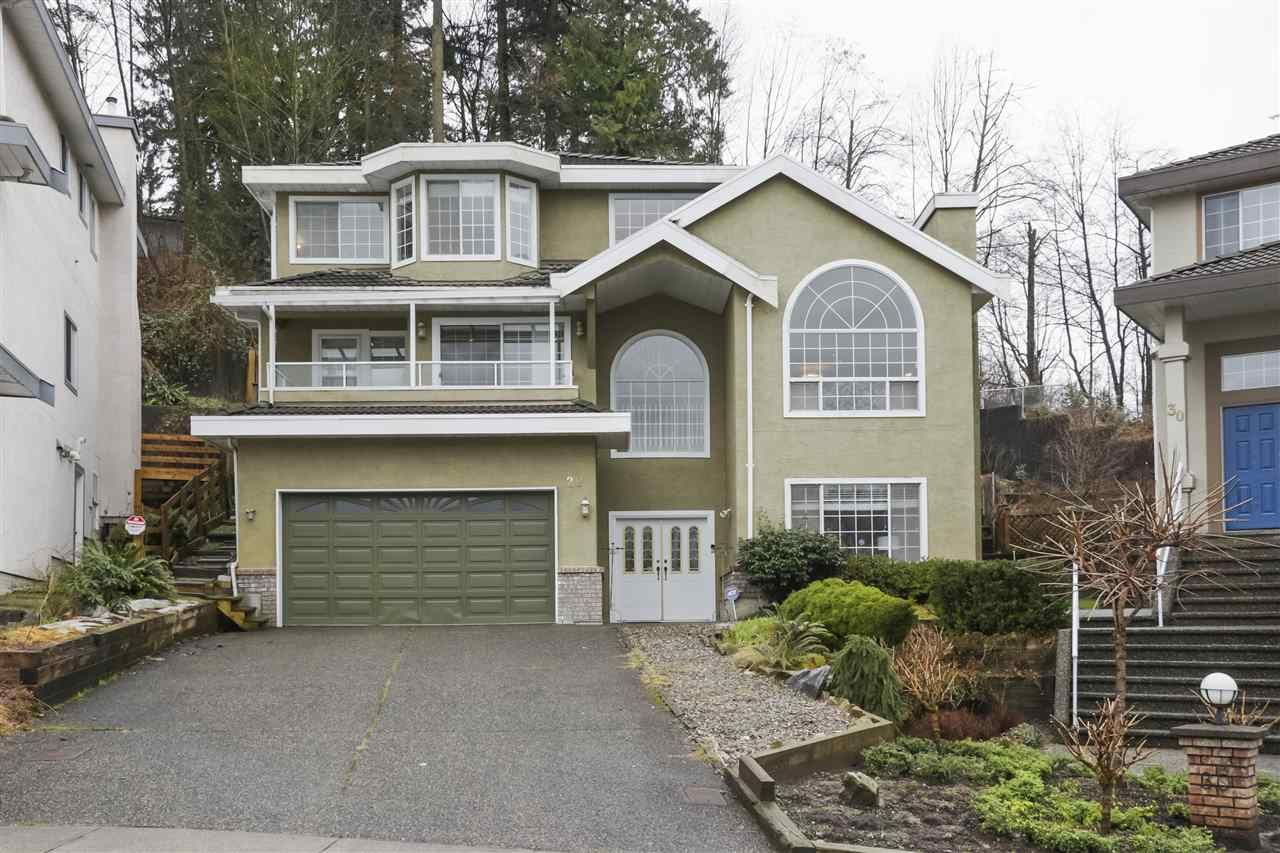 Main Photo: Map location: 28 SHORELINE Circle in Port Moody: College Park PM House for sale : MLS®# R2456708