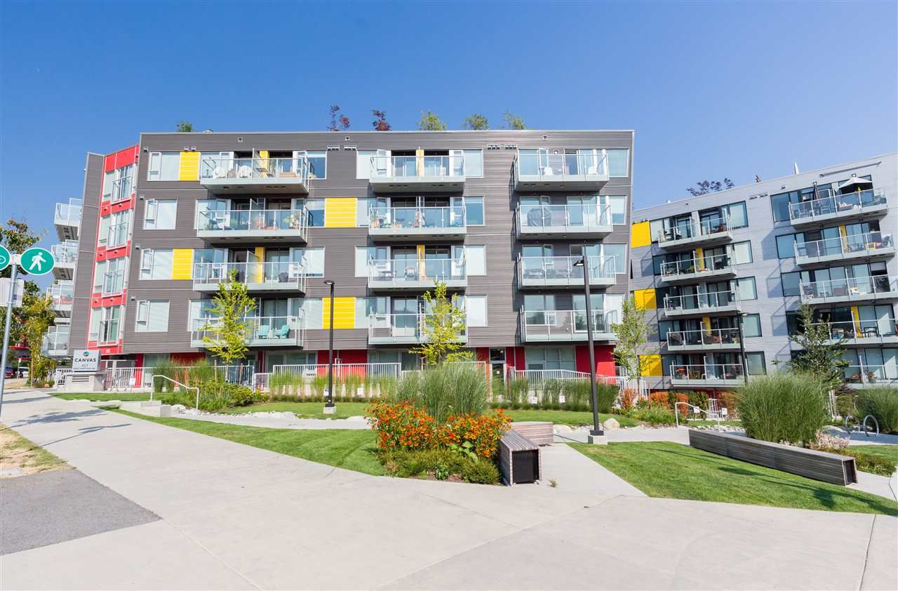 """Main Photo: #605 - 417 Great Northern Way, in Vancouver: Mount Pleasant VE Condo for sale in """"Canvas"""" (Vancouver East)  : MLS®# R2263012"""