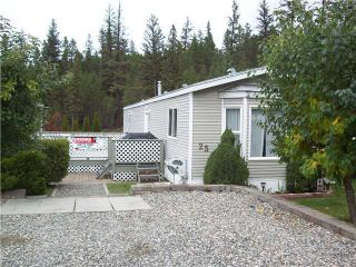Photo 1: 25 997 20 Highway in Williams Lake: Esler/Dog Creek Manufactured Home for sale (Williams Lake (Zone 27))  : MLS®# N206501