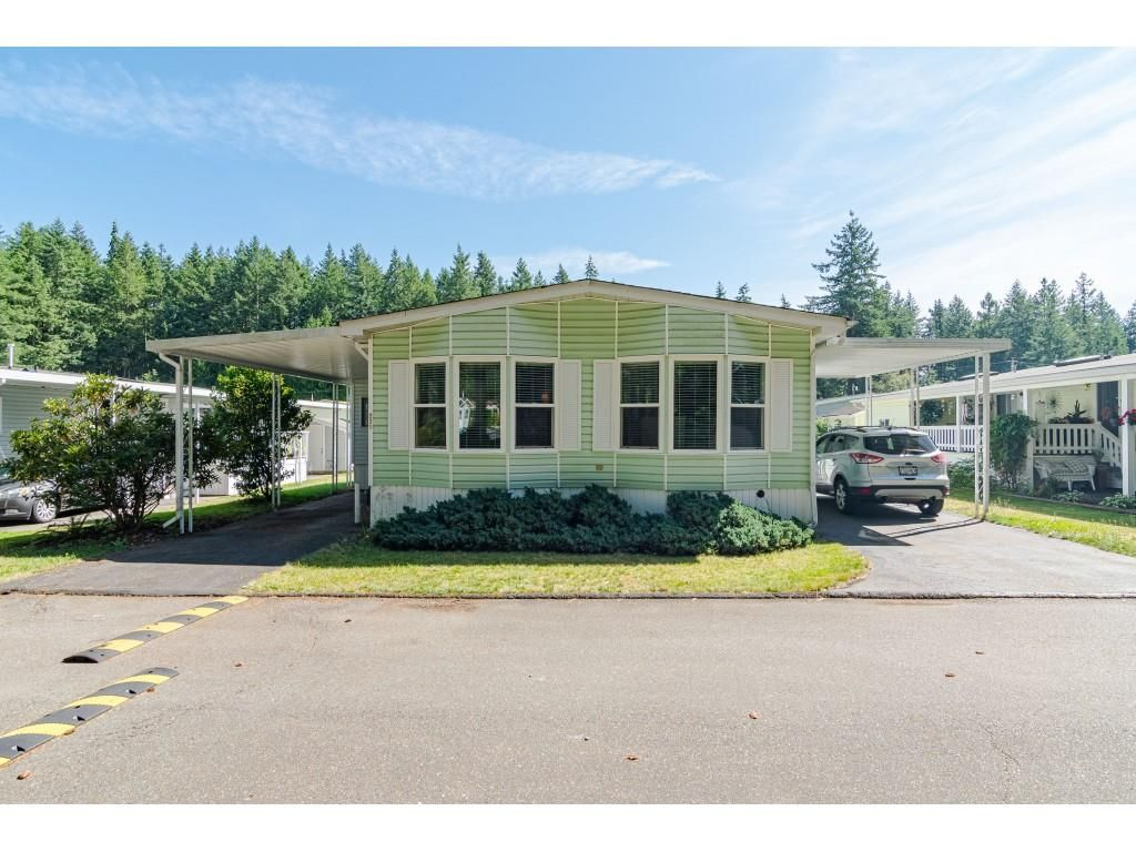 Main Photo: 231 20071 24 AVENUE in Langley: Brookswood Langley Manufactured Home for sale : MLS®# R2400378