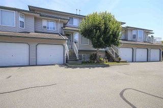 "Photo 1: 72 34332 MACLURE Road in Abbotsford: Central Abbotsford Townhouse for sale in ""IMMEL RIDGE"" : MLS®# R2187913"