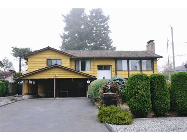 Main Photo: 618 LINTON Street in Coquitlam: Central Coquitlam House for sale : MLS®# V976174