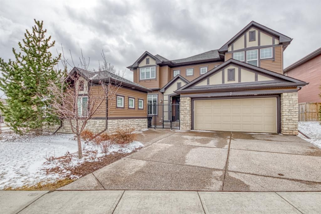 Main Photo: 7 PANATELLA View NW in Calgary: Panorama Hills Detached for sale : MLS®# A1083345
