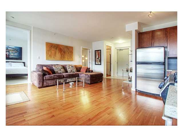 """Main Photo: 210 2055 YUKON Street in Vancouver: False Creek Condo for sale in """"MONTREUX"""" (Vancouver West)  : MLS®# V937157"""