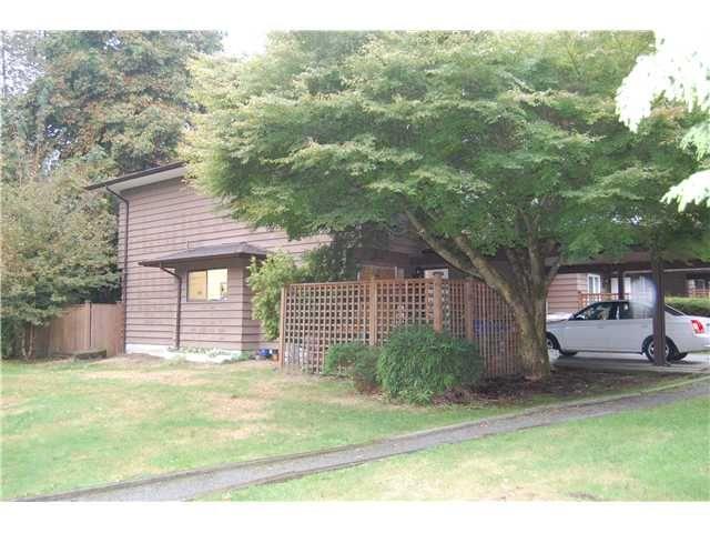 Main Photo: # 15 1140 EAGLERIDGE DR in Coquitlam: Eagle Ridge CQ Townhouse for sale : MLS®# V1087312