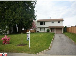 """Photo 2: 34855 CHAMPLAIN in Abbotsford: Abbotsford East House for sale in """"McMillan & Everett area"""" : MLS®# F1011087"""