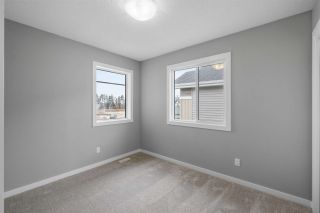 Photo 24: 7376 CHIVERS Crescent in Edmonton: Zone 55 House Half Duplex for sale : MLS®# E4235237