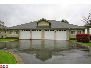 "Photo 1: 8 34159 FRASER Street in Abbotsford: Central Abbotsford Townhouse for sale in ""EMERALD PLACE"" : MLS®# F1111279"