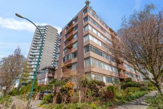 """Photo 1: 703 1315 CARDERO Street in Vancouver: West End VW Condo for sale in """"DIANNE COURT"""" (Vancouver West)  : MLS®# R2562868"""