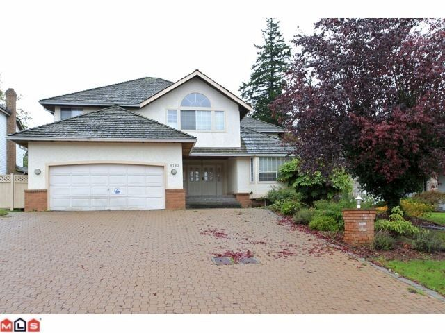 "Main Photo: 6182 125TH Street in Surrey: Panorama Ridge House for sale in ""BOUNDARY PARK"" : MLS®# F1227125"