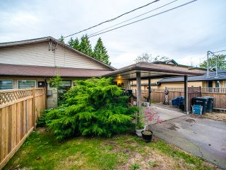 Photo 1: 5445 MANOR Street in Burnaby: Central BN 1/2 Duplex for sale (Burnaby North)  : MLS®# R2083747