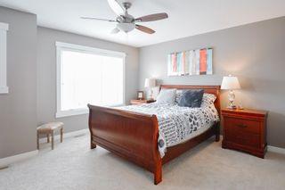 Photo 26: 4073 ALLAN Crescent in Edmonton: Zone 56 House Half Duplex for sale : MLS®# E4256367