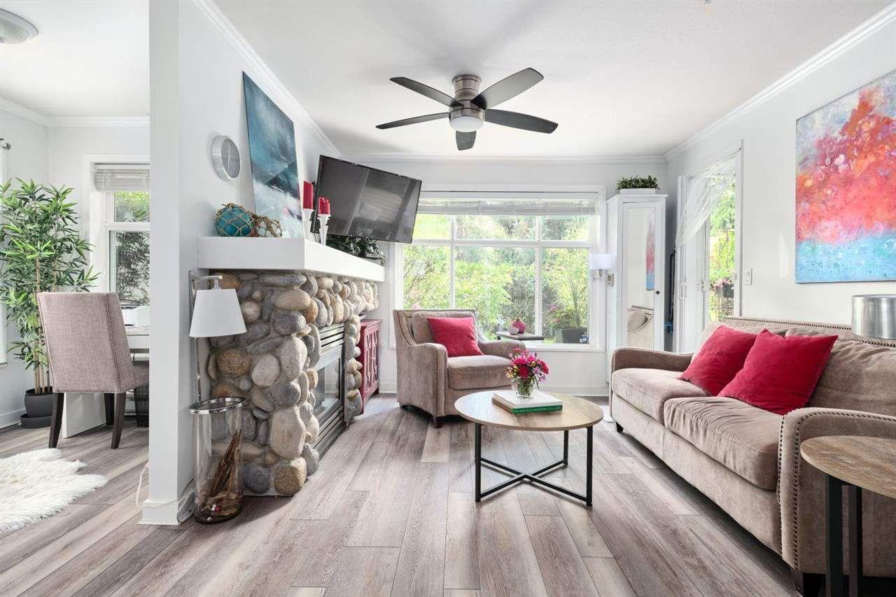 "Main Photo: 131 5700 ANDREWS Road in Richmond: Steveston South Condo for sale in ""River's Reach"" : MLS®# R2580300"