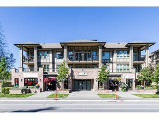 "Photo 1: 302 8695 160 Street in Surrey: Fleetwood Tynehead Condo for sale in ""MONTEROSSO"" : MLS®# R2099400"