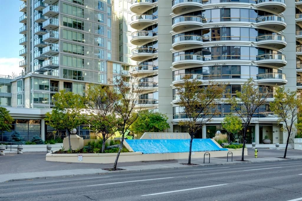 Main Photo: 802 1078 6 Avenue SW in Calgary: Downtown West End Apartment for sale : MLS®# A1038464