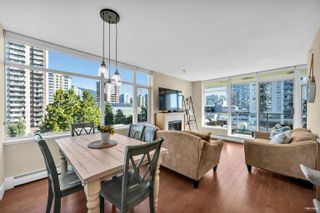 """Photo 1: 702 158 W 13TH Street in North Vancouver: Central Lonsdale Condo for sale in """"Vista Place"""" : MLS®# R2621703"""