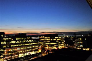 """Photo 1: 604 155 W 1ST Street in North Vancouver: Lower Lonsdale Condo for sale in """"TIME"""" : MLS®# R2335827"""