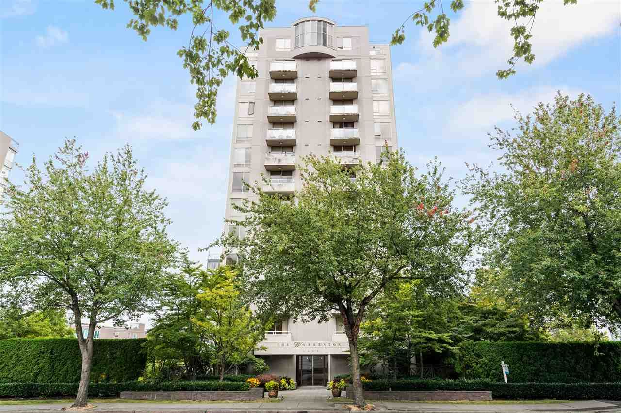 "Main Photo: 502 1405 W 12TH Avenue in Vancouver: Fairview VW Condo for sale in ""The Warrenton"" (Vancouver West)  : MLS®# R2403891"
