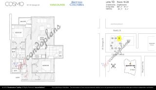 Photo 20: 1710 161 W GEORGIA Street in Vancouver: Downtown VW Condo for sale (Vancouver West)  : MLS®# R2176640