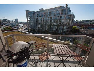 "Photo 4: 509 445 W 2ND Avenue in Vancouver: False Creek Condo for sale in ""Maynards Block"" (Vancouver West)  : MLS®# V1083992"