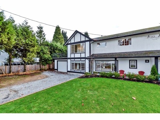 Main Photo: 732 BRADA Drive in Coquitlam: Coquitlam West Duplex for sale : MLS®# V1093144