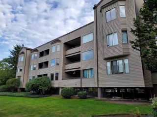 "Photo 1: 208 5294 204 Street in Langley: Langley City Condo for sale in ""Waters Edge"" : MLS®# R2502382"