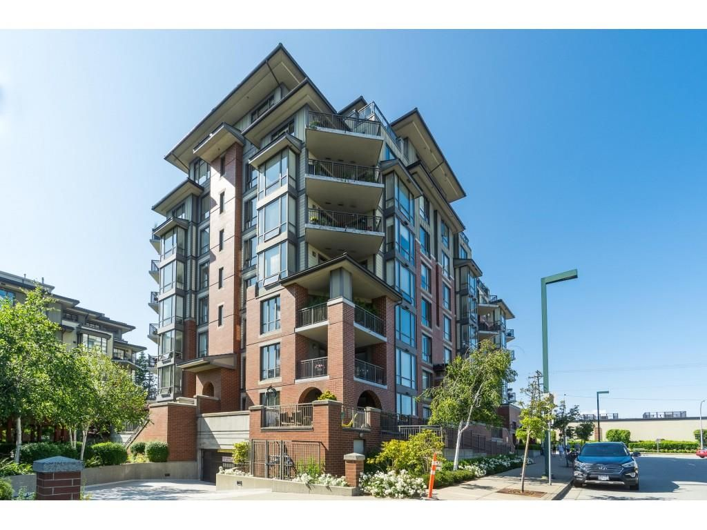 """Main Photo: 403 1581 FOSTER Street: White Rock Condo for sale in """"SUSSEX HOUSE"""" (South Surrey White Rock)  : MLS®# R2474580"""