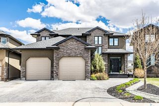 Main Photo: 514 Wilkins Court in Saskatoon: Willowgrove Residential for sale : MLS®# SK868492