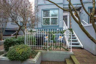 """Photo 17: 9 877 W 7TH Avenue in Vancouver: Fairview VW Townhouse for sale in """"EMERALD COURT"""" (Vancouver West)  : MLS®# R2341517"""