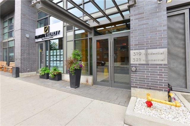 Main Photo: 319 Carlaw Ave Unit #513 in Toronto: South Riverdale Condo for sale (Toronto E01)  : MLS®# E3557585