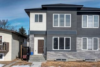 Photo 2: 7940 46 Avenue NW in Calgary: Bowness Semi Detached for sale : MLS®# C4306157