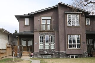Main Photo: 4616 84 Street NW in Calgary: Bowness Semi Detached for sale : MLS®# A1102472