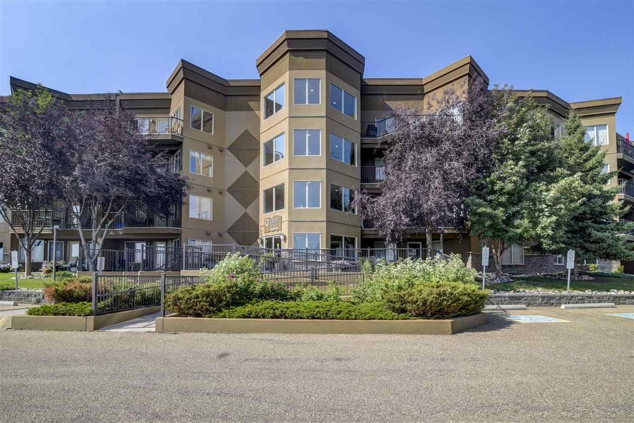Main Photo: 216 530 HOOKE Road in Edmonton: Zone 35 Condo for sale : MLS®# E4235973