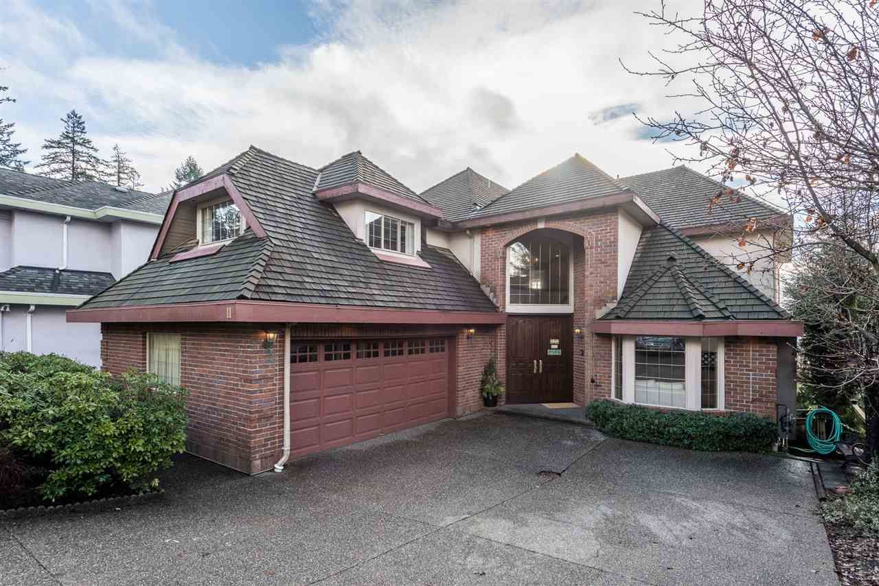 Main Photo: 11 GREENBRIAR PLACE in Port Moody: Heritage Mountain House for sale : MLS®# R2231164