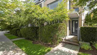 """Main Photo: 2412 PINE Street in Vancouver: Fairview VW Townhouse for sale in """"Musee"""" (Vancouver West)  : MLS®# R2618454"""