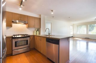 """Photo 4: 316 3097 LINCOLN Avenue in Coquitlam: New Horizons Condo for sale in """"LARKIN HOUSE WEST BY POLYGON"""" : MLS®# R2170923"""
