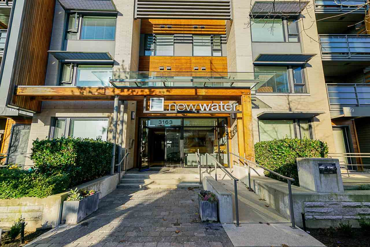 Main Photo: 212 3163 RIVERWALK Avenue in Vancouver: South Marine Condo for sale (Vancouver East)  : MLS®# R2422511