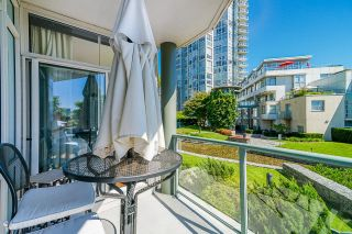 """Photo 28: 112 1288 MARINASIDE Crescent in Vancouver: Yaletown Townhouse for sale in """"Crestmark 1"""" (Vancouver West)  : MLS®# R2617495"""