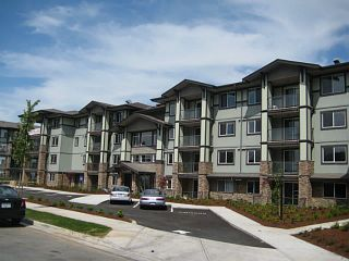 """Photo 1: 410 2038 SANDALWOOD Crescent in Abbotsford: Central Abbotsford Condo for sale in """"The Element"""" : MLS®# F1404533"""