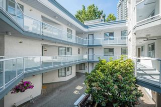 """Main Photo: 225 5695 CHAFFEY Avenue in Burnaby: Central Park BS Condo for sale in """"DURHAM PLACE"""" (Burnaby South)  : MLS®# R2595548"""