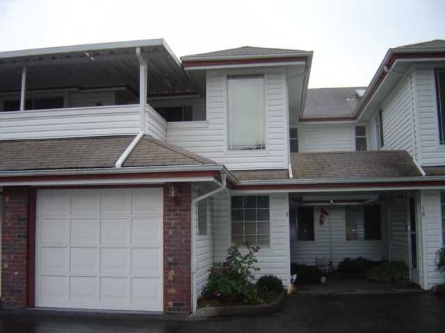 """Main Photo: 8 22128 DEWDNEY TRUNK Road in Maple Ridge: West Central Townhouse for sale in """"DEWDNEY PLACE"""" : MLS®# V918715"""