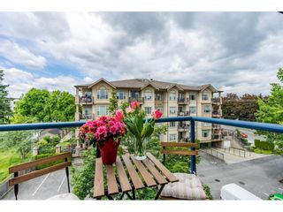 """Photo 21: 407 20277 53 Avenue in Langley: Langley City Condo for sale in """"THE METRO II"""" : MLS®# R2466451"""