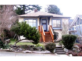 Photo 1: 333 SIMPSON Street in New Westminster: Sapperton House for sale : MLS®# V874487