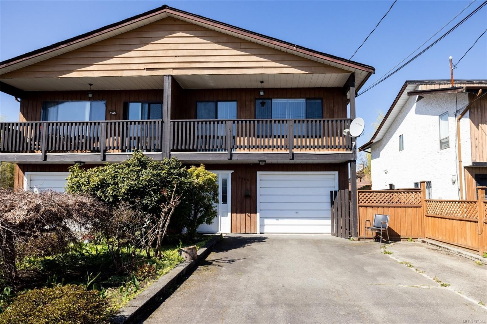 Main Photo: 6164 Somenos Rd in : Du West Duncan Half Duplex for sale (Duncan)  : MLS®# 873014